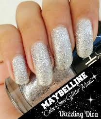 makeup and beauty treasure maybelline color show glitter mania