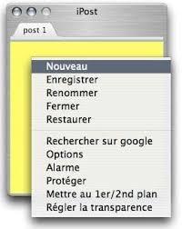 pense bete bureau ipost pour mac télécharger