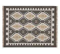 Outdoor Mats Rugs Alameda Indoor Outdoor Rug Gray Pottery Barn
