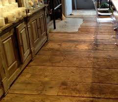 rustic wide plank wood flooring antique barn threshing floor