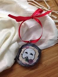 phantom of the opera ornament or gift tag free
