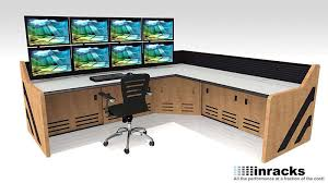 Tri State Office Furniture Pittsburgh by Summit Enterprise Noc Furniture Control Room Console