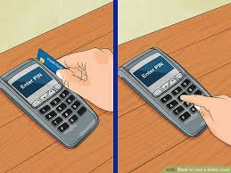 debit card for how to use a debit card 8 steps with pictures wikihow