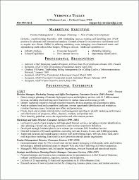entry level marketing resume sample resume sample entry level