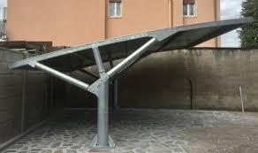 tettoie per auto tettoie per parcheggi auto metexa mx19 versione ribassata