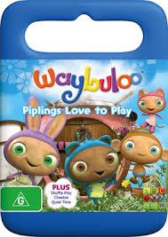 waybuloo piplings love play