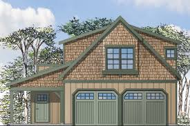 Floor Plan With Garage by Craftsman House Plans Garage W Apartment 20 119 Associated Designs