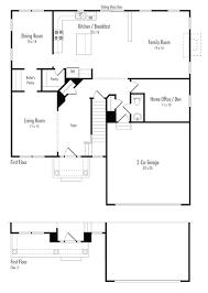 briarwood homes floor plans briarwood 1st floor http www lennar com new homes maryland md