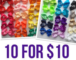 cheap hair bows girl bows 3 5 hair bow wholesale hair bows gift