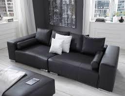 big sofa schwarz sam big sofa schwarz 290 cm hocker optional jupiter