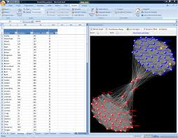 Excel Graph Template Nodexl Overview Discovery And Exploration In Excel