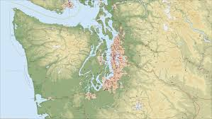 Seattle Wa Zip Code Map by Where U0027s George Currency Tracking Project