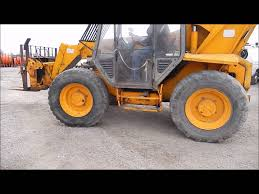 1995 jcb 505 22 telehandler for sale sold at auction april 24