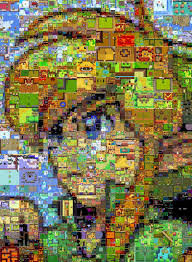 The Legend Of Zelda A Link Between Worlds Map by The Legend Of Zelda Mosaic By Cornejo Sanchez Deviantart Com On