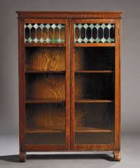 Vintage Bookcase With Glass Doors Antique Book Cabinet Glass Doors Http Advice Tips