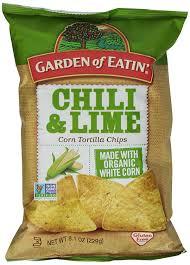 amazon com garden of eatin u0027 tortilla chips chili u0026 lime 8 1 oz