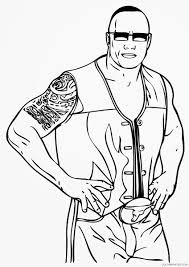 wwe the shield coloring pages coloring4free coloring4free com