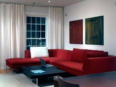 Living Room With Red Sofa by 17 Stylish Living Room Designs With Red Couches White Living