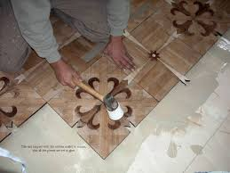 How To Dry Wet Wood Floors Parquet Flooring Installation