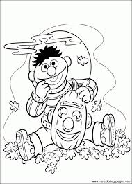 bert and ernie coloring pages 28 images ernie bert coloring