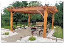 free standing wood patio cover plans u2013 outdoor design