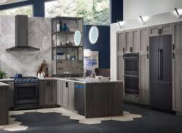what color of cabinets go with black appliances what s the deal with black stainless steel climatic home