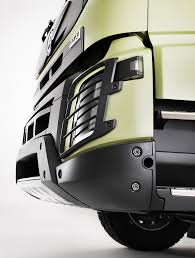 new volvo truck new volvo fmx truck launched autoevolution