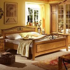 Schlafzimmer Komplett Bett 180x200 Komplett Schlafzimmer Mariana Aus Pinie In Honig Pharao24 De