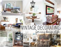 Vintage Inspired Home Decor Vintage Style Decor Christmas Ideas The Latest Architectural