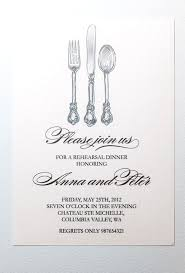 Rehearsal Dinner Invites Cutlery Clipart Rehearsal Dinner Pencil And In Color Cutlery