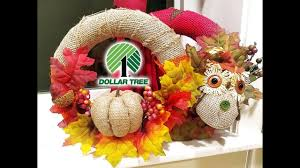 Fall Wreaths Diy Fall Wreaths Dollar Tree Items Youtube