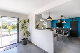 plans de cuisine ouverte plan de cuisine ouverte de l idée à l aménagement maisons ericlor
