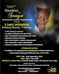 free makeup classes bn bargains get 50 flawless by sonya makeup beauty