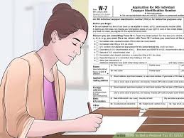 3 ways to get a federal tax id usa wikihow