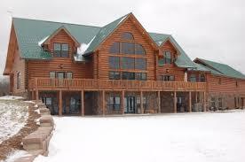 Log Lodges Floor Plans Hartland Log Floor Plan Log Cabin Lodge 8536 Sq Ft