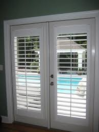 Plantation Shutters On Sliding Patio Doors Shutters Sliding Patio Doors Plantation With For Decorations 16