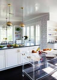 kitchen wallpapers background 38 16 creative ways to use wallpaper in the kitchen traditional