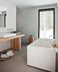 Wood Bathroom Vanity by To Da Loos Wood Tables As Bathroom Vanities