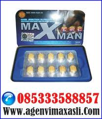 maxman tablet obat kuat sex pria alami agen vimax asli