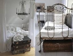 chambre shabby chic decoration chambre shabby chic visuel 8