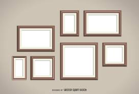 Cool Frame Designs Cool Wall Gallery Frame Set Gift Ideas Exquisite Design Gallery