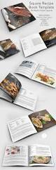 recipe cook book template by flintlockcreative graphicriver
