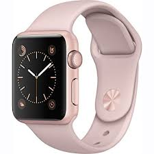 amazon watch list black friday amazon com apple watch series 1 38mm smartwatch rose gold