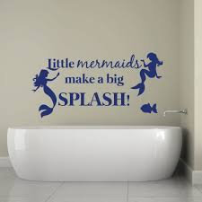 little mermaid wall decals roselawnlutheran