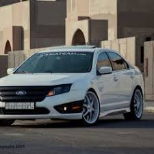 2010 ford fusion custom looks almost just like mine my 20 s a difference in