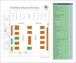 iucr 2017 exhibition floor plan