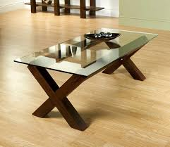 Glass Coffee Tables Captivating Swirl Glass Coffee Table Design - Glass table designs