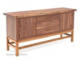 contemporary rustic sideboards live edge solid wood sofa tables