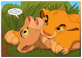 lion king story young lion africa named simba