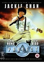 the old jackie chan movies vikram and i would watch one every